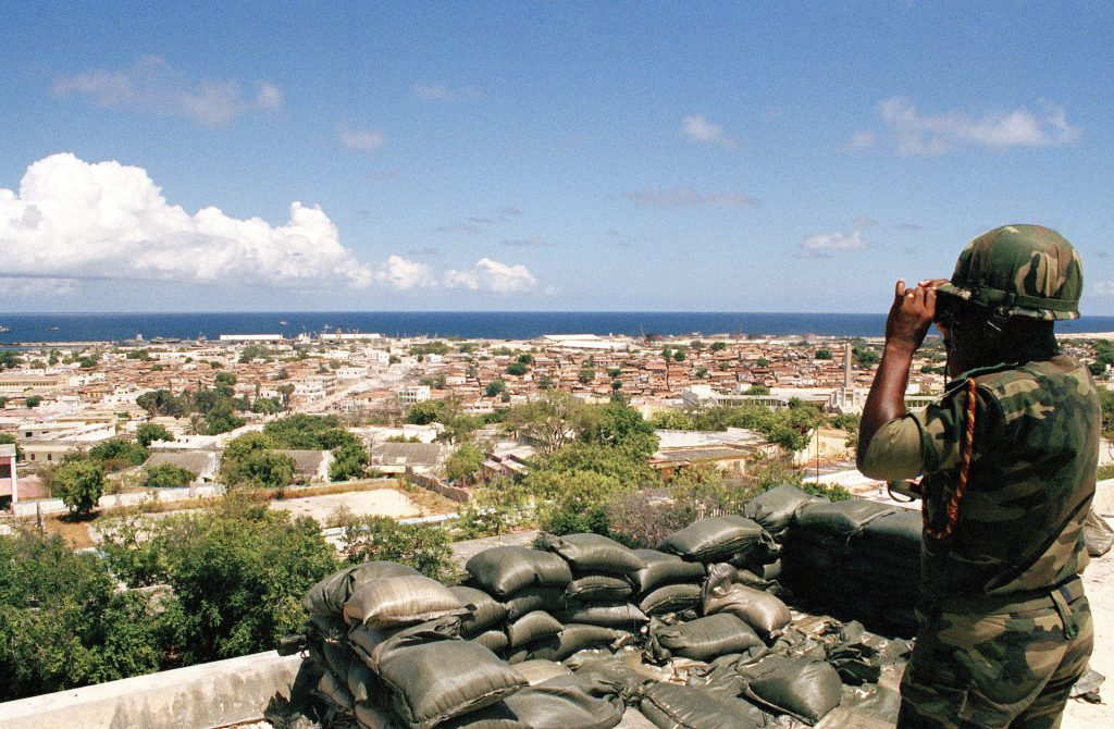 How To Cope With Death Every Day in Somalia by @RonRisdonAuthor #Death #Somalia #Peacekeeping